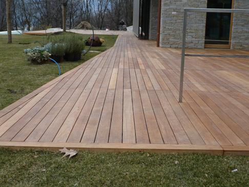 Vendita parquet varese parquet per esterni e interni - Pavimento in legno per giardino ...