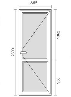 Listino Prezzi Serramenti In Alluminio E Pvc Infissi Vivi Casa
