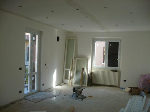 Ristrutturazione appartamento varese milano como for Esempi di ristrutturazione appartamento