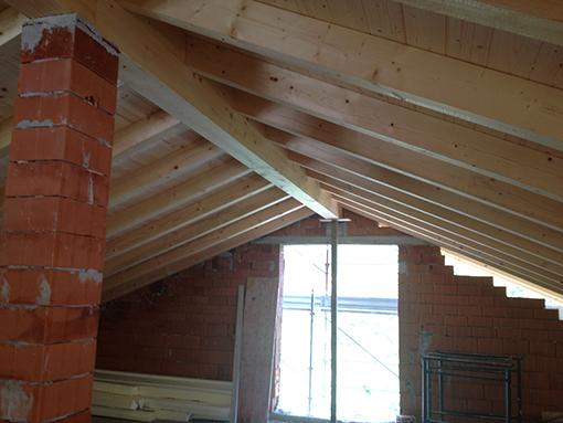 bagno tetto copertura trave idee creative di interni e