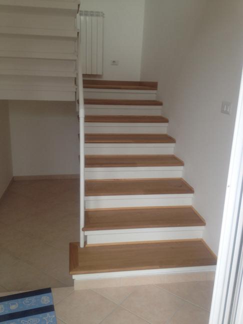 Come rivestire una scala interna idee per rivestire scale for Rivestire una scala in legno